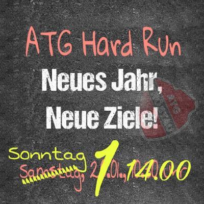 Foto zu Meldung: ATG Hard Run