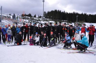 38. Int. Deutsche Meisterschaft im Skilanglauf für Schornsteinfeger und Kaminkehrer