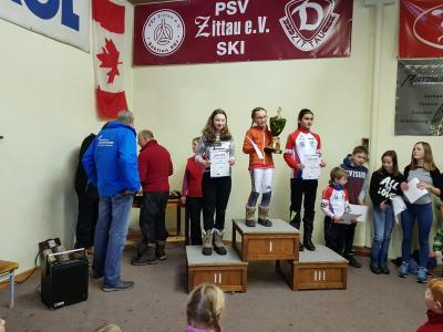KKJS 2018 - Ski Klassik - Siegerehrung