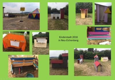 Vorschaubild zur Meldung: Kinderstadt 2018