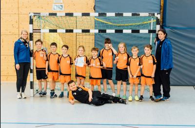 Foto zur Meldung: Handball: 7. Hohensteincup