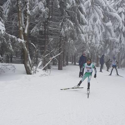 Foto zur Meldung: DSV Joka Schüler Cup Biathlon