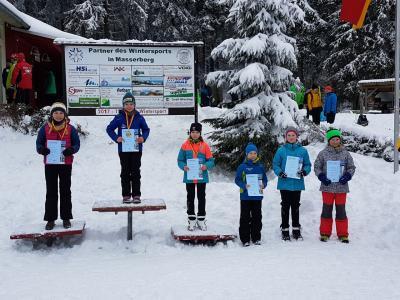 Foto zur Meldung: Thüringer Langlauf Cup Klassik Sprint  Masserberg