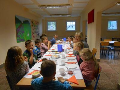 Foto zur Meldung: Schulleiterfrühstück 2018