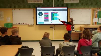 Vorschaubild zur Meldung: Programmieren im Sachunterricht