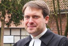 Pastor Florian Hemme
