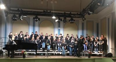 Foto zur Meldung: 2. Berlin-Brandenburger-Schulchortreffen 2018