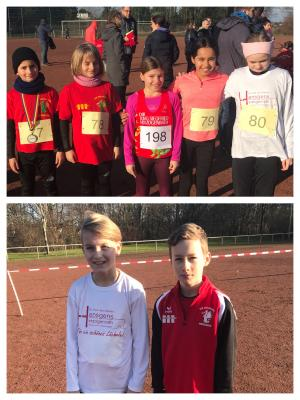 Vorschaubild zur Meldung: Dritter Lauf zum Schüler-Waldlauf-Cup
