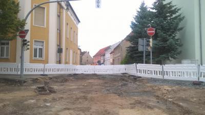 Vorschaubild zur Meldung: Vorübergehende Sperrung am Planeberg - Ausbau B102