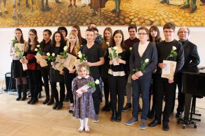 Vorschaubild zur Meldung: Bewerbungfrist für Jugendförderpreis Musik endet am 9. März 2018