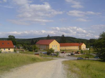 Vorschaubild zur Meldung: Jugendherberge auf dem Harsberg bei Lauterbach sucht Mitarbeiter/-in