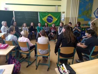 Vorschaubild zur Meldung: Brasilianerinnen zu Besuch in der Landgemeinde Quellendorf