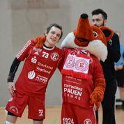 """Vorschaubild zur Meldung: """"Handball ist mein Leben"""""""