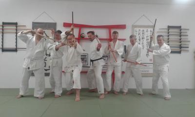 Foto zur Meldung: Aikido + Kenjutsu Kombi-LG