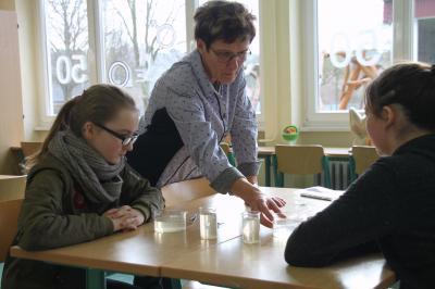 Vorschaubild zur Meldung: Glöwener Oberschule öffnete ihre Türen