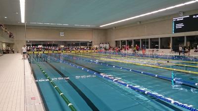 Winterschwimmfest des Schwimmbezirkes Dresden