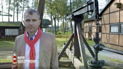 Foto zur Meldung: Erdölmuseum in der NDR Quizshow