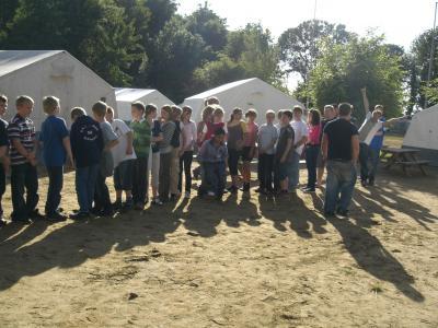 Vorschaubild zur Meldung: Zeltlager Neukirchen Sommer 2018