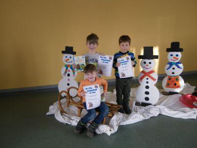 Foto zu Meldung: Sieger der Vorlesewettbewerbe an der Grundschule Mühlberg