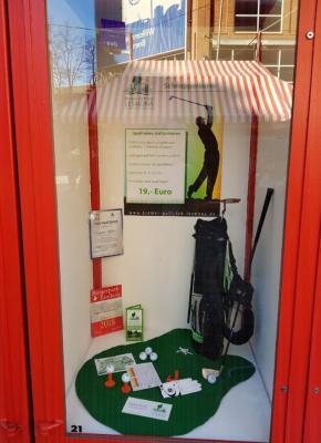 Vorschaubild zur Meldung: Der Bremer Golfclub Lesmona am Hanseatenhof