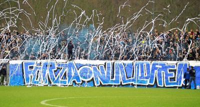 Vorschaubild zur Meldung: #forzanulldrei: Solidarität mit dem SV Babelsberg