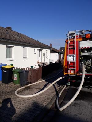 Vorschaubild zur Meldung: +++Zimmerbrand in Wörrstadt+++