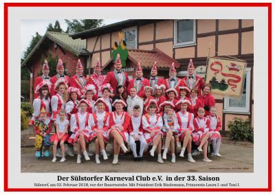 Foto zur Meldung: 33. Saison des SKC