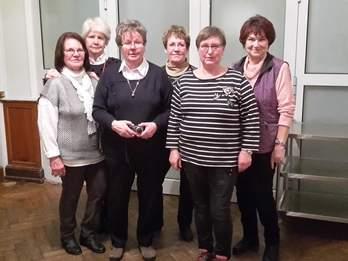 """Vorschaubild zur Meldung: Sechs Frauen sagen """"Ja"""""""