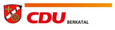 Vorschaubild zur Meldung: Bericht Jahreshautversammlung CDU Berkatal