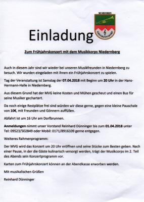 Vorschaubild zur Meldung: Fahrt zum gemeinsamen Konzert nach Niedernberg