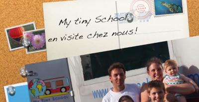 """Vorschaubild zur Meldung: Classe 6b - Visite de """"My tiny school"""""""