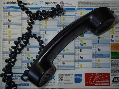 Foto zu Meldung: Sperrmülltelefon kurzfristig nicht erreichbar