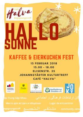 Foto zu Meldung: Hallo Sonne - Kaffee und Eierkuchenfest