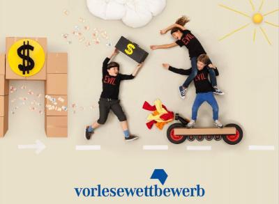 Vorschaubild zur Meldung: Vorlesewettbewerb Deutsch als  Muttersprache