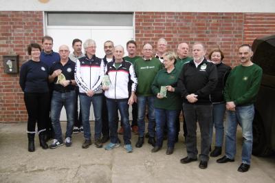 Foto zu Meldung: Mannschaft des SV Steinitz siegten in der Verbandsliga LG-Auflage in Wittenberg Wittenberger Astorianer belegten zweiten Platz