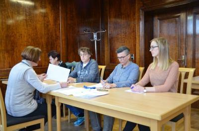 Vorschaubild zur Meldung: Kreiswahlausschuss genehmigt Kreiswahlvorschläge zur Landratswahl 2018