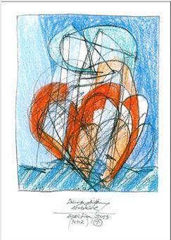 """""""Herzklopfen"""" von Diether F. Domes"""