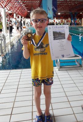 Foto zur Meldung: MTV-Schwimmer in Bad Lauterberg