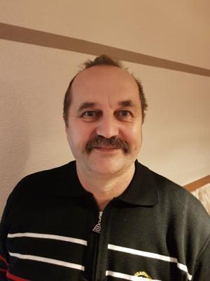 Mario Wöllner, neuer Platzwart des OTC