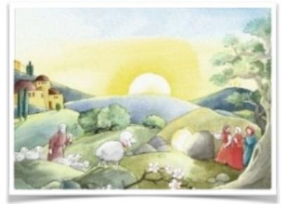 Vorschaubild zur Meldung: Kinderbibeltage in den Osterferien