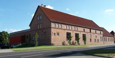 Bürgerzentrum mit Elbe-Ohre-Halle