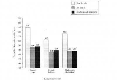 Vorschaubild zur Meldung: IQB Ländervergleich Berg- Grundschule