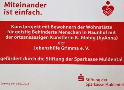 Stiftung Sparkasse 2018