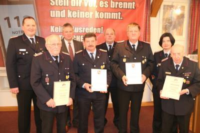 Vorschaubild zur Meldung: Harpstedter Feuerwehrleute im Schnitt jeden vierten Tag im Einsatz