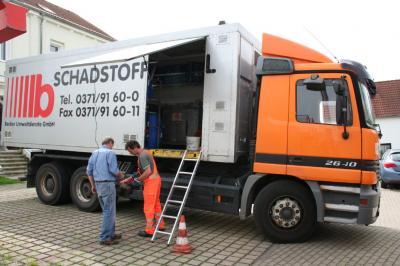 Vorschaubild zur Meldung: Schadstoffmobil fährt durch den Landkreis