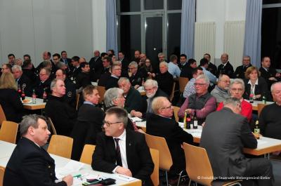Vorschaubild zur Meldung: Jahreshauptversammlung der Freiwilligen Feuerwehr Biebergemünd