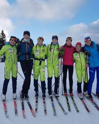 Foto zur Meldung: Deutscher Schülercup Langlauf