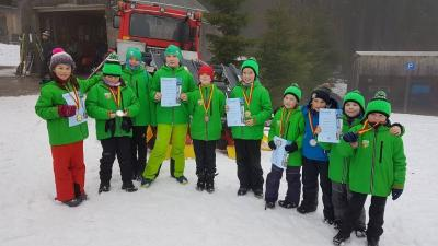 Foto zur Meldung: Masserberger Skiathlon