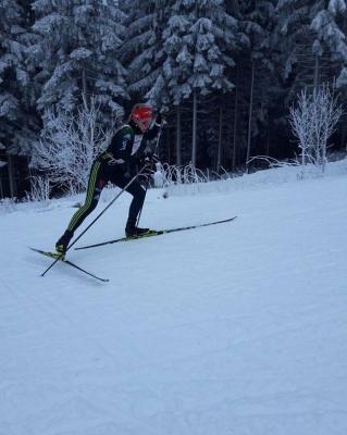 Foto zur Meldung: Rennsteig Skilauf