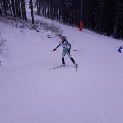 Foto zur Meldung: Thüringer Langlaufcup Nordic-Cross Skating